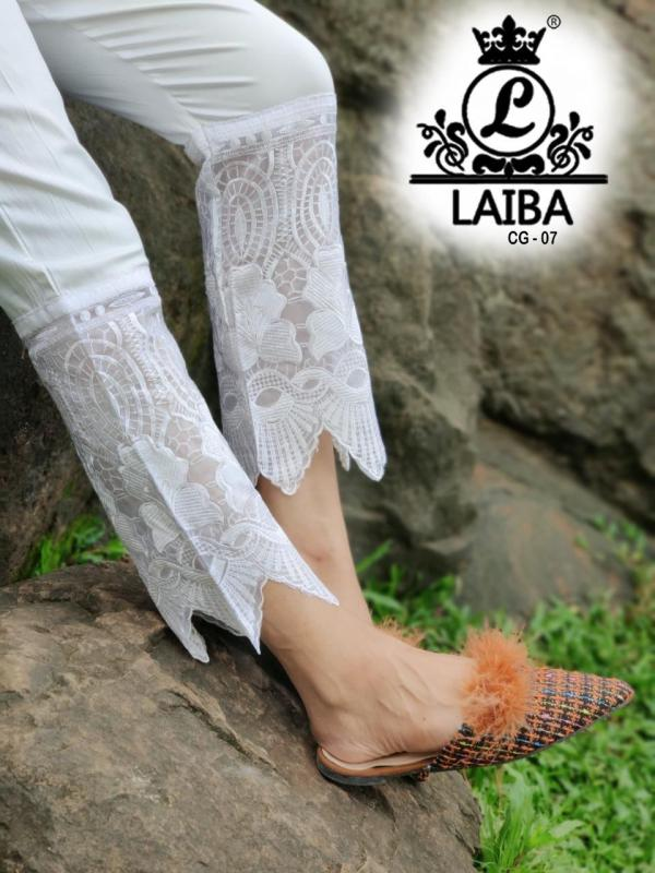 Laiba The Designer Studio Cigrette Pent CG-07