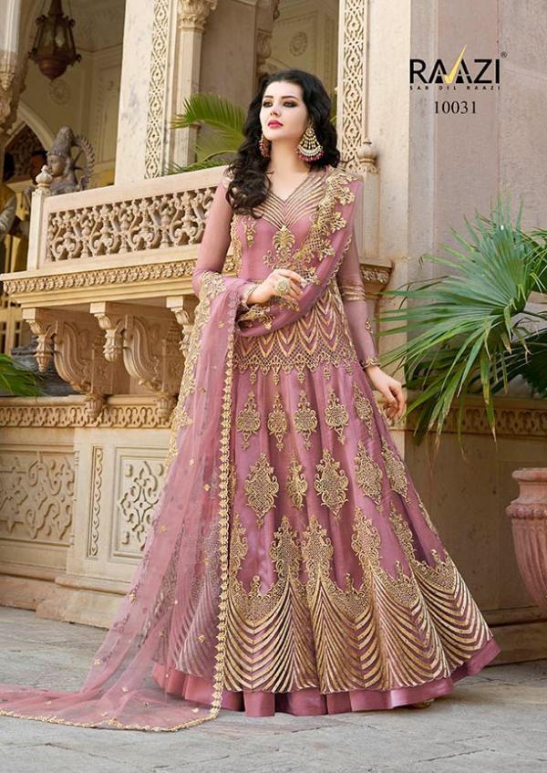 Rama Fashions Raazi Aroos 10031 Colour Plus