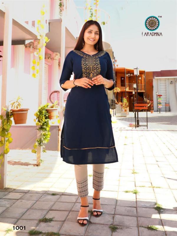 Aaradhana Designer Fashion Funda Vol-1 1001-1010 Series