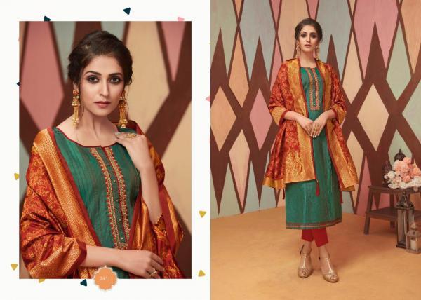 Kessi Rangoon Paridhan Vol-3 2431-2438 Series