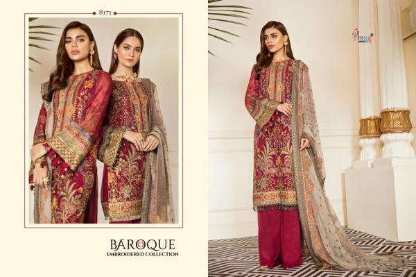 Shree Fabs Baroque 8171-8174 Series