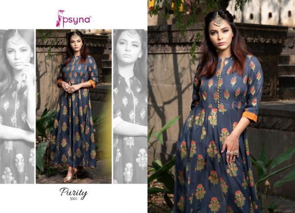 Psyna Purity Vol-3 3001-3007 Series