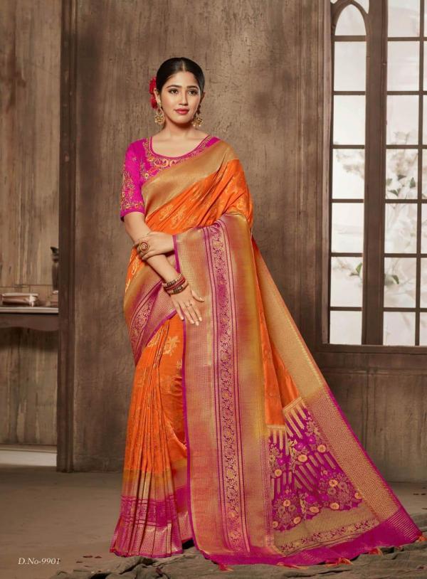 Kessi Fabrics Neerja 9901-9908 Series