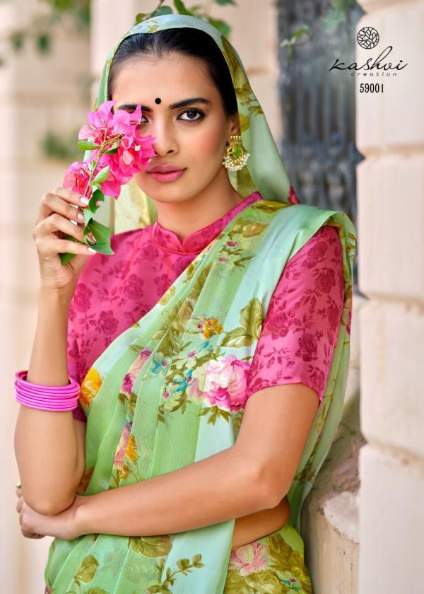 Kashvi Creation Chitrangana 59001-59010 Series