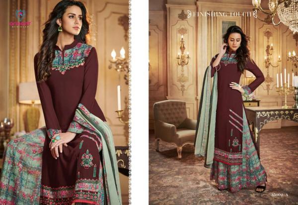Arihant Designer Rangrez Gold 35002 Colors
