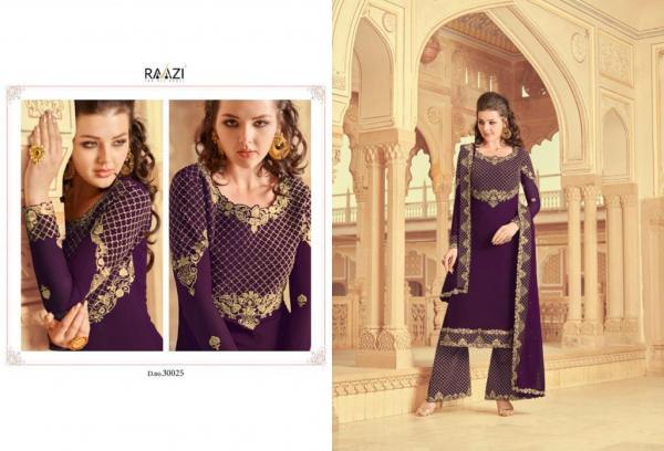 Rama Fashion Raazi Zarkan 30025-30032 Series