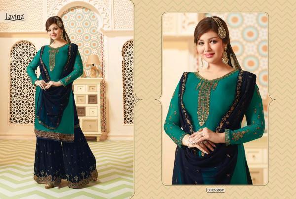 Lavina Ayesha Takia Vol-59 59001-59005 Series