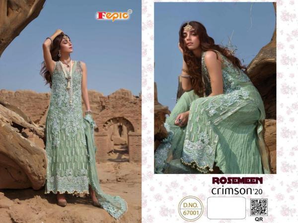 Fepic Rosemeen Crimson 20 67001-67006 Series
