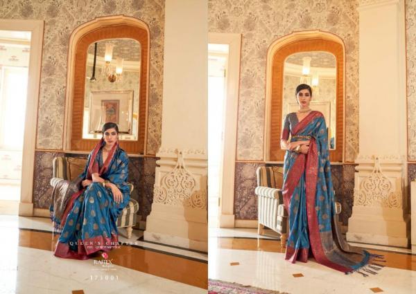 Raj Tex Karivaa Silk 175001-175006 Series