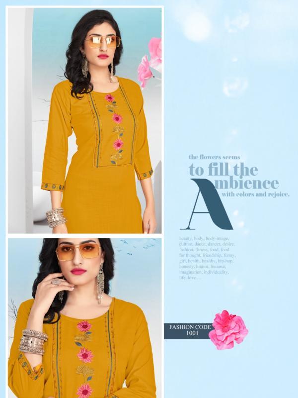 Vitara Fashion Celesta 1001-1004 Series