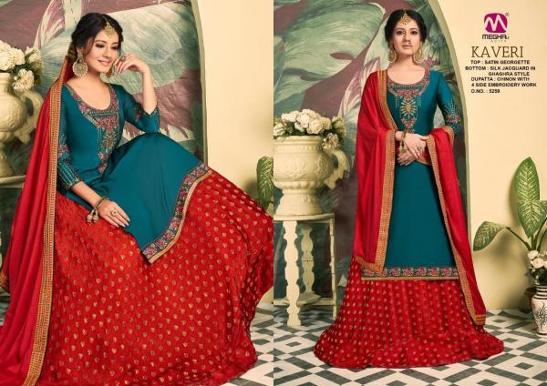 Meghali Suits Kaveri 5259-5262 Series