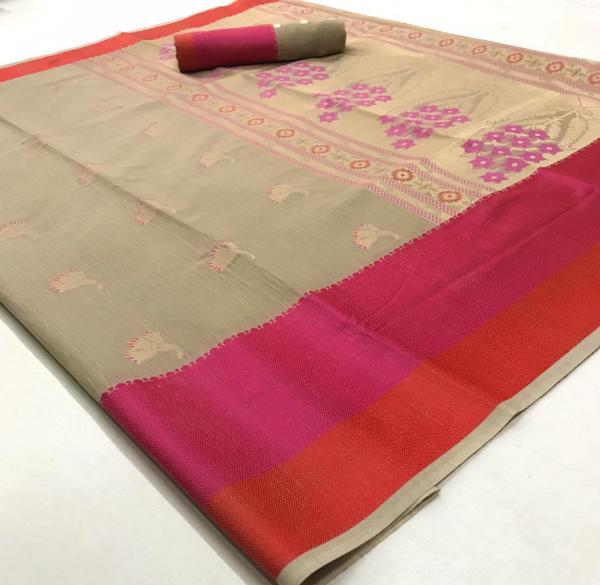 Rajtex Fabrics Kalasiya Silk AD 1001-1006 Series