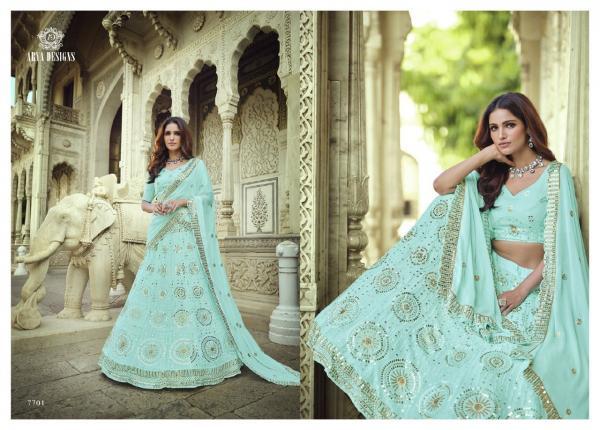 Aarya Designs Khwaab Vol-4 7701-7708 Series
