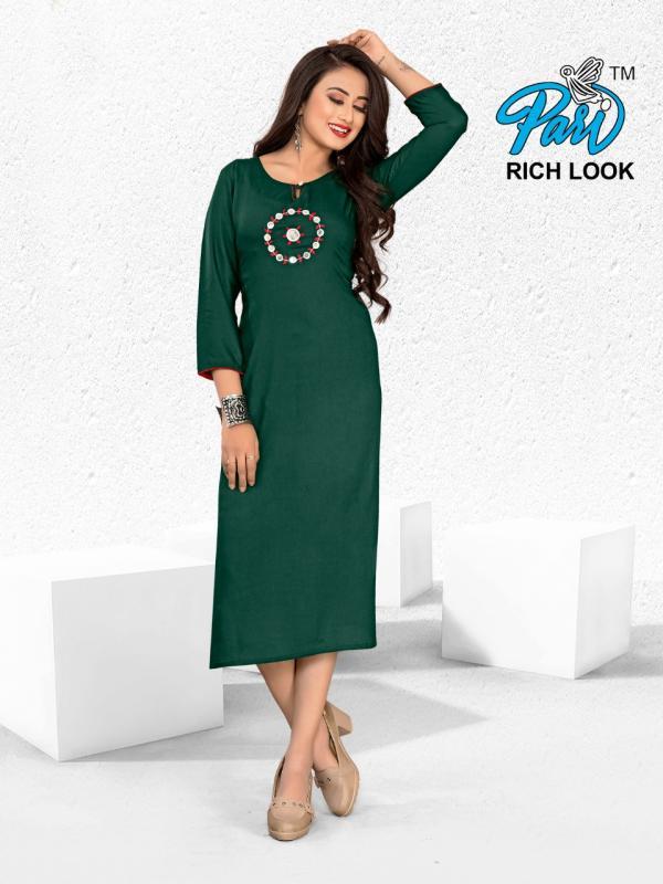 Pari Fashion Rich Look 1001-1006 Series