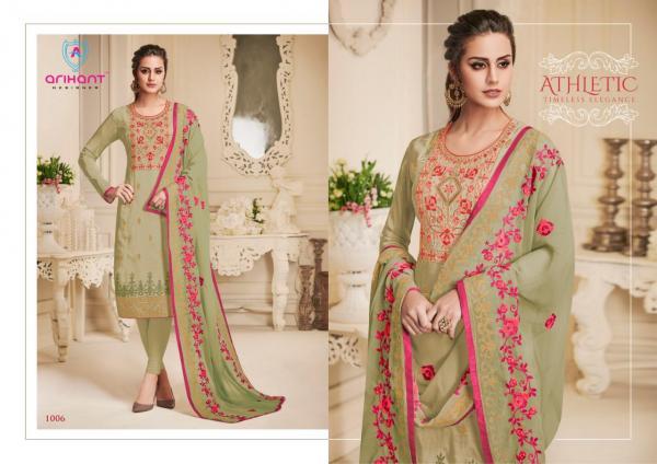 Arihant Designer Sanaya Vol-2 1006-1010 Series