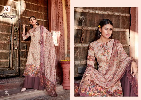 Alok Suits Baano 567-001 to 567-010 Series
