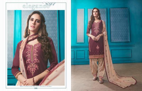 Kessi Fabrics Patiala House Vol-72 5091-5098 Series