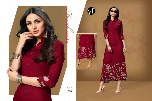 Vee Fab India Glamour 556-561 Series