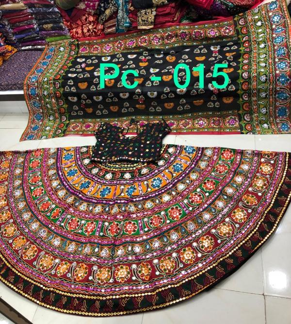 Designer Navratri Special Lehenga Choli PC-015-021 Series