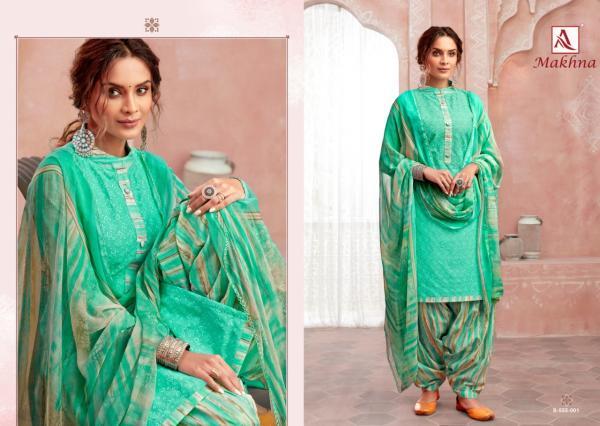 Alok Suits Makhna 555-001-555-008 Series