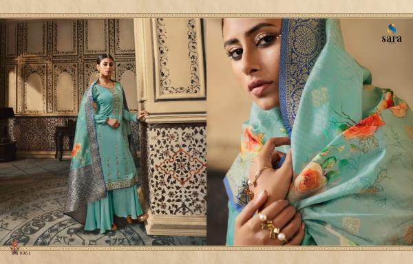 Sara Trendz Ekanshi 9061-9066 Series
