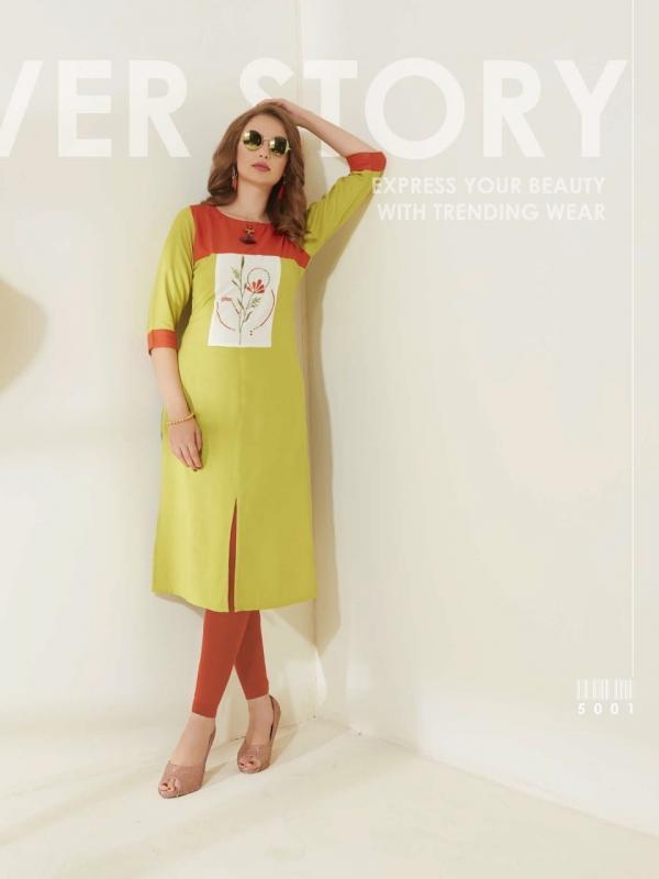 Amore Fashion Vaarahi Vol-5 5001-5008 Series