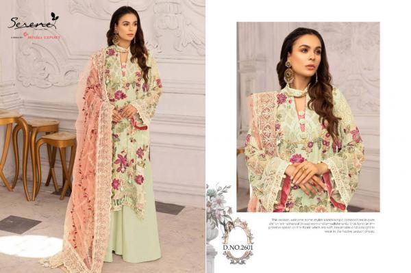 Serene Pakistani Suits Adan Libas 2601-2604 Series