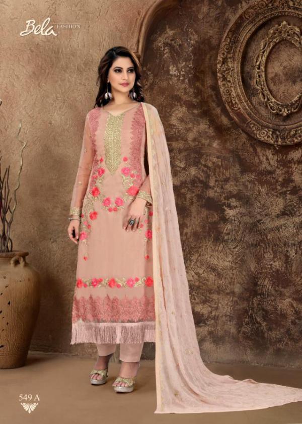 Bela Fashion Allison 549-556 Series