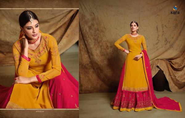 Sara Trendz Kamya 9081-9086 Series