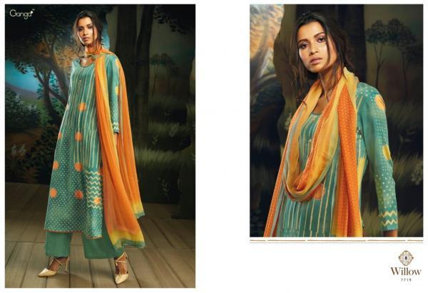 Ganga Willow 7719-7727 Series