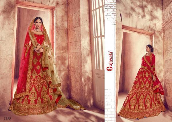 Gajiwala Designer Heavy Lehenga Choli 3295-3304 Series