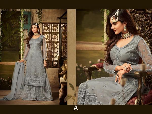 Mohini Fashion Glamour 61003 Colors Premium Quality Dress