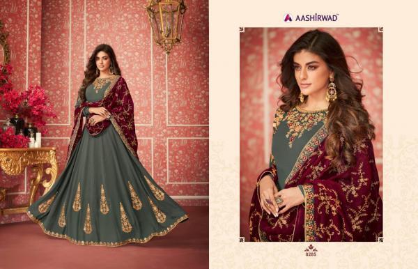 Aashirwad Creation Nusrat 8285-8290 Series