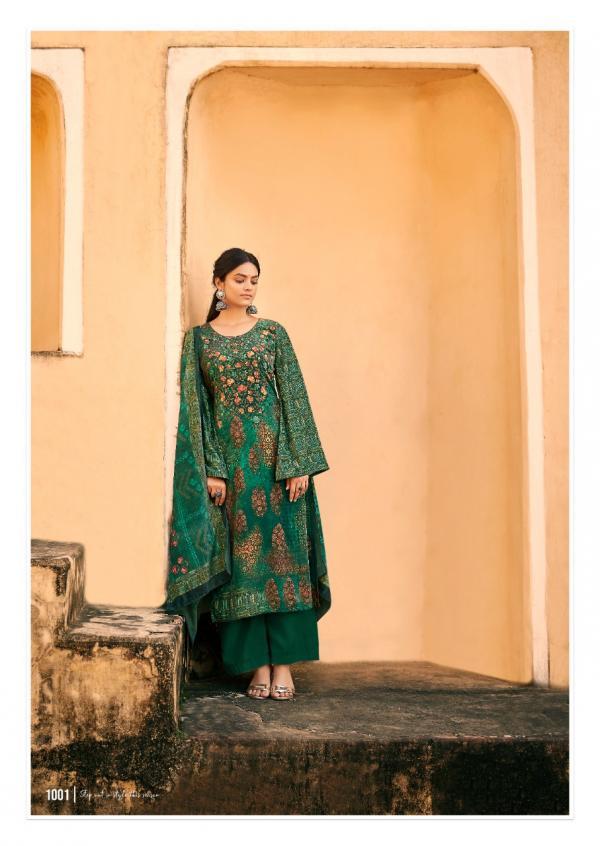 Levisha Surbhi 1001-1006 Series