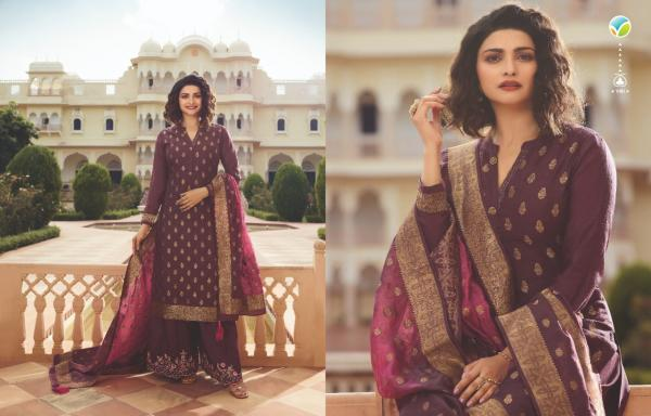 Vinay Fashion Kaseesh Imaging 11401-11408 Series