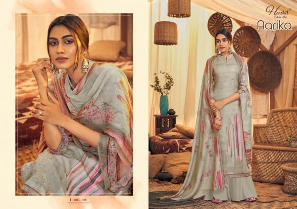 Harshit Fashion Aarika 665-001-665-010 Series