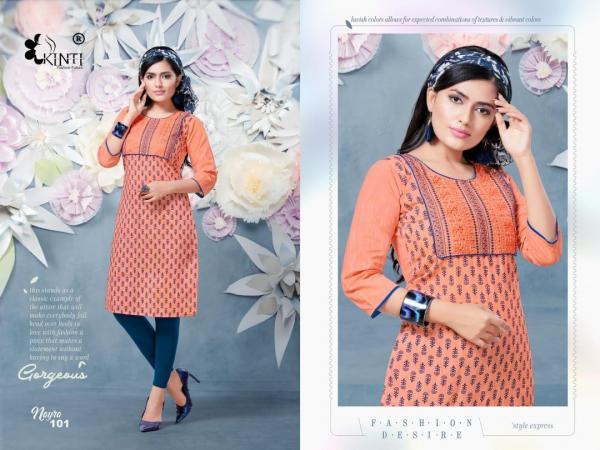 Nayra Kinti Fashion Future 101-110 Series
