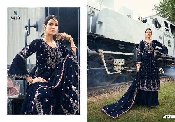 Sara Trendz Pankhudi 2401-2404 Series