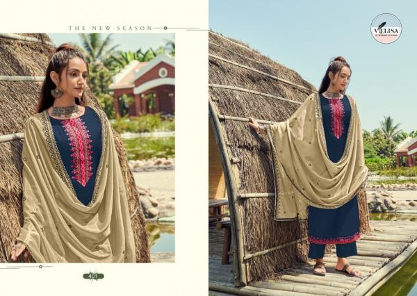 Velisa Fashion Noreen 401-404 Series