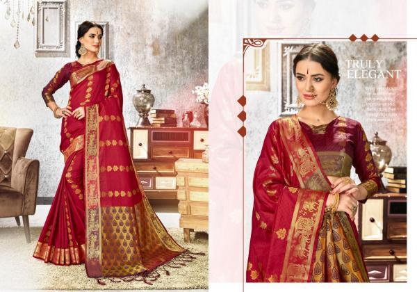 Yadu Nandan Fashion Jharonka Vol-3 1001-1008 Series