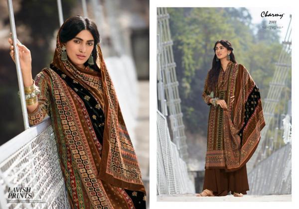 Meera Trendz Charmy Velvet Vol-3 2001-2008 Series