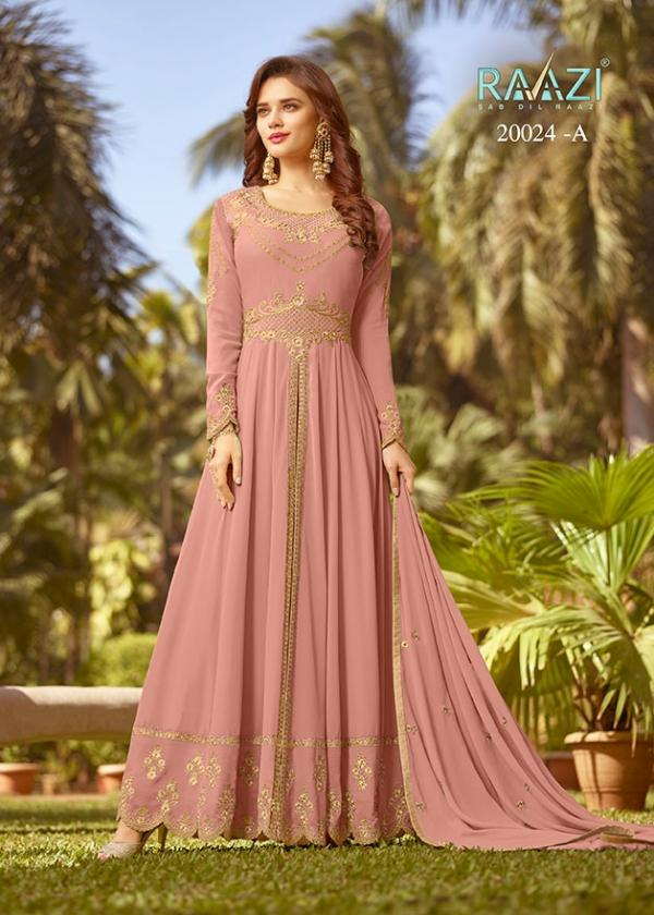 Rama Fashions Raazi 20024 Colors