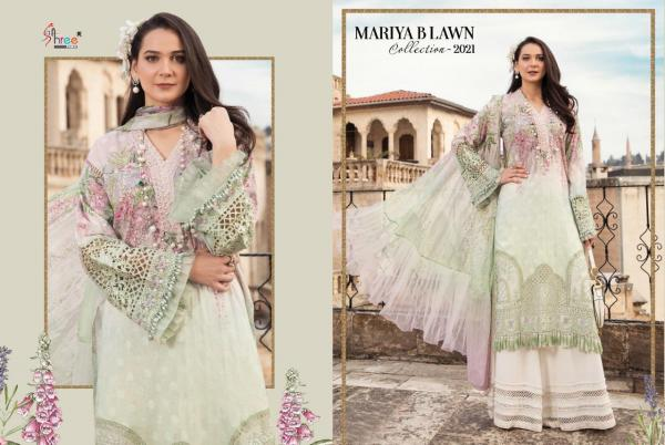 Shree Fabs Maria B Lawn Collection 1625-1632 Series