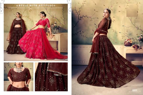 Panvi Lehenga Bindiya Vol-1 1053-1057 Series
