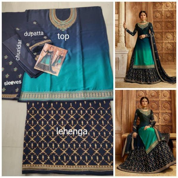 LT Fabrics Nitya 3002 Real Image
