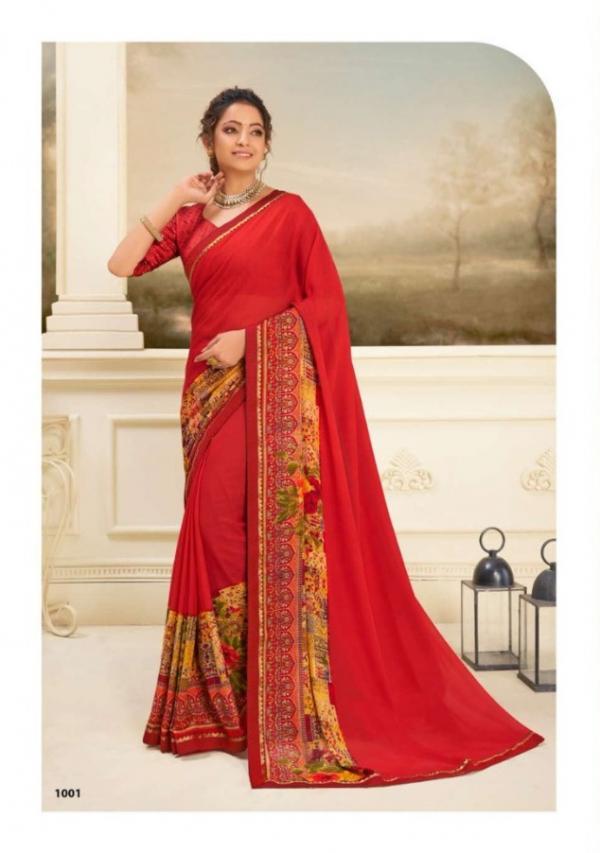 Seema Saree Gulkand Vol-9 1001-1010 Series