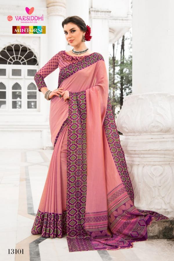 Varsiddhi Fashion Mintorsi 13101-13110 Series