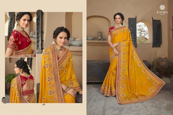 Kavira Bridal Wear Abhilasha 2301-2309 Series