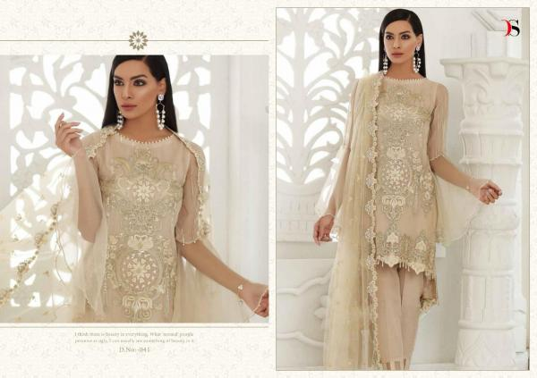 Deepsy Suits Imorzia Vol-12 041-044 Series