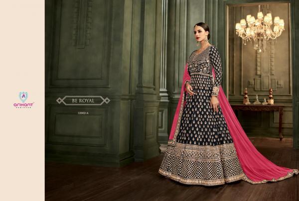 Arihant Designer Taj 32002 Colors